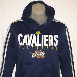 🔥Adidas Cleveland Cavs Hooded Sweatshirt🔥
